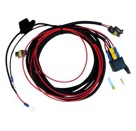 Two Lamp Harness Kit with Splice - Lazer