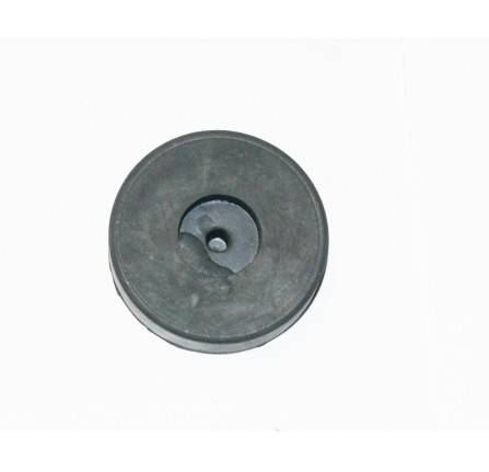 Rubber Block on Bonnet for Spare Wheel Mounting 1958-84