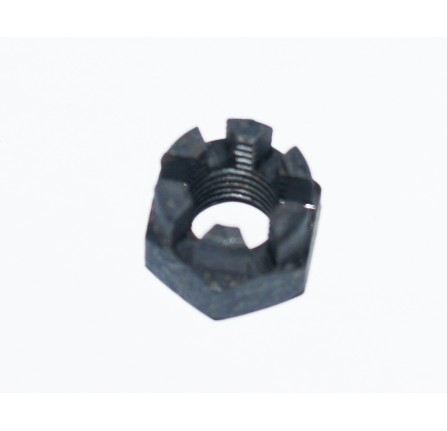 Castle Nut for Track Rod End Unf