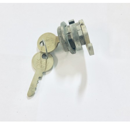 Barrel and Catch for Door Handle with Lock 1954-58