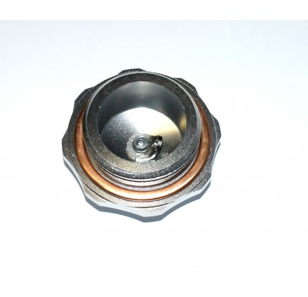 Oil Filler Cap and Chain Tag 1948-51. 1595CC Engines