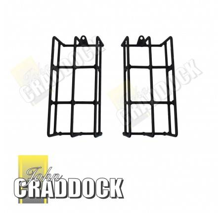 No Longer Available Lamp Guards Rear Lower Defender 90/110 Pair