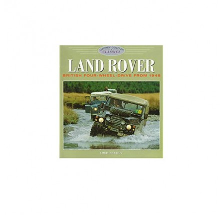 Land Rover British Four Wheel Drive from 1948 by Chris Bennett