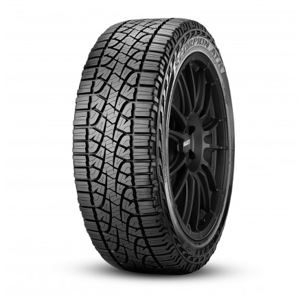 265/70R16 Pirelli Scorpion Atr M+s Raised Outlined White Letters 112 (T)