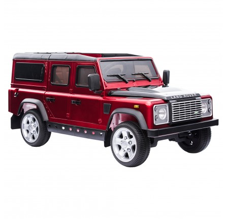 Ride on Electric Defender-Large-Red