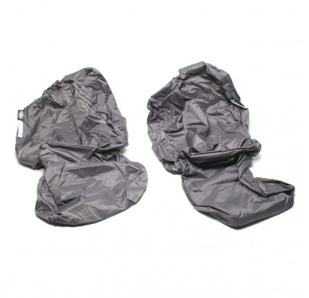 Waterproof Seat Covers Outer Pair Grey 90/110 Genuine
