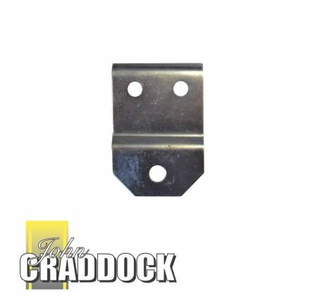 Land Rover Exhaust Pipe Clamp Plate 3 Hole.