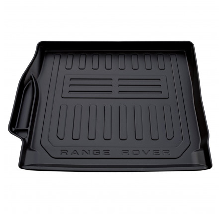 "Range Rover Sport 2005 - 2013 Loadspace Protector Liner Mat Semi Rigid with 4"" Deep Sides"