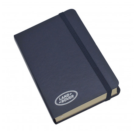 No Longer Avaialble Land Rover Gear Small Notebook Navy