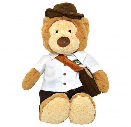 Land Rover Gear Adventure Bear Light Brown