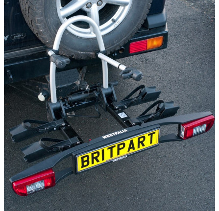Westfalia Towbar Mounted Cycle Carrier 2 Bikes Towbar Mounted.