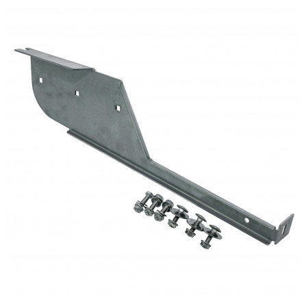 DEFENDER 90 110 130 LH FRONT MUD FLAP BRAND NEW LR055333