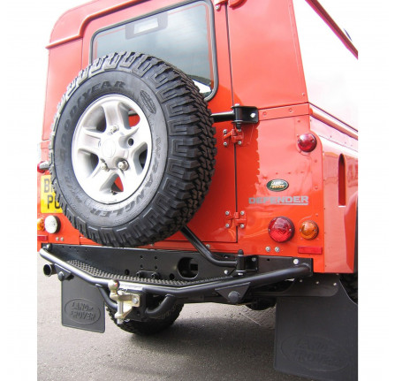 Mantec Swing Away Spare Wheel Carrier