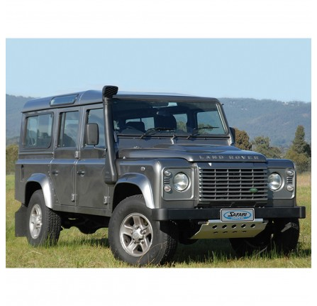 Safari Raised Air Intake Snorkel Kit Defender TD5/Puma