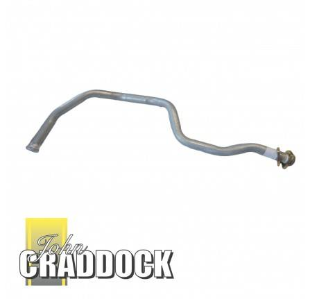 Front Exhaust Down Pipe Petrol SWB 1961-84 and LWB Series 3 Suf C to 1985