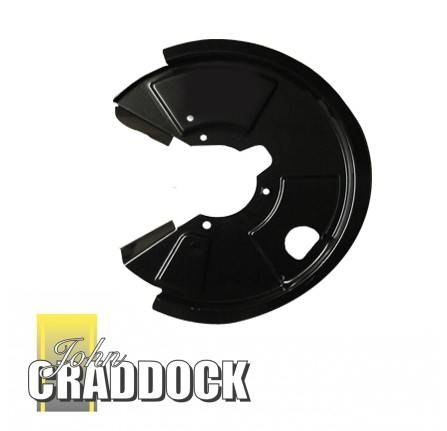 Brake Shield Rear RH Range Rover Classic and Discovery 1 from from 1993 Model Year and 90/110 with Abs