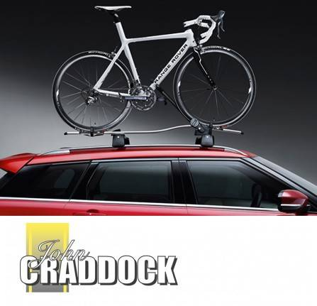 Evoque Roof Mounted Bike Rack Carrier