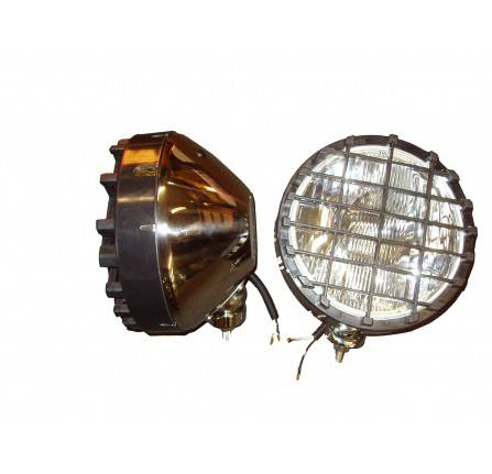 8 Inch 55W Driving Lamps