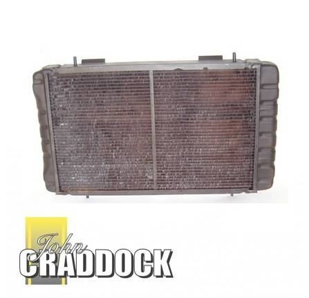 Radiator 2.5 Petrol and 2.5NA Diesel to Ja 918061 Vehicles with Oil Cooler