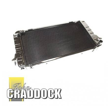 Radiator 3.5 Range Rover Classic 1986 on and Discovery 1 upto LA081991