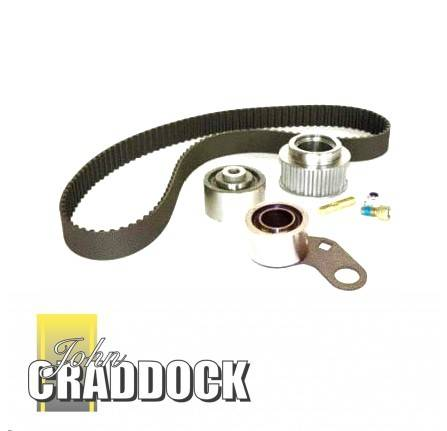 Timing Belt Kit 200TDI Discovery and Range Rover Classic Kit Includes Timing Belt Tensioner Idler Gasket.
