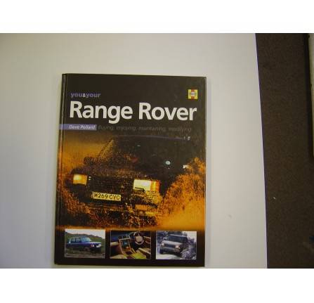 You and Your Range Rover by Dave Pollard Haynes