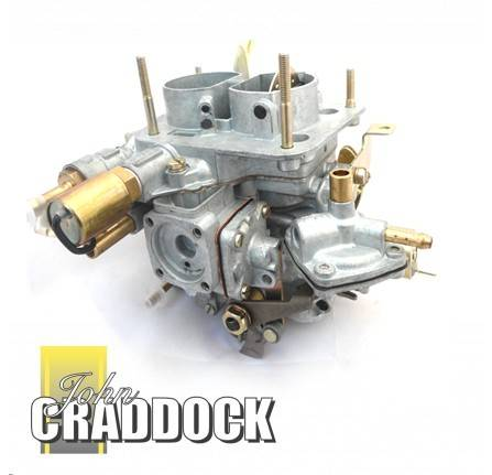 Carburettor Twin Choke 2.25 Petrol 90/110 (with Detoxed Engines)
