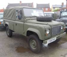 1985 Land Rover Defender 110 Ex Military Vehicle With 1 Owner