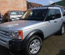 Land Rover Discovery 3 2.7TD V6 auto 2006 7 seater 95000 miles