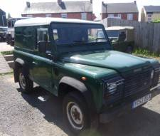 2003 Land Rover 90 Defender 2.5 Td5 With Only 36k Miles