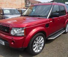 Land Rover Discovery 3 2.7 TD V6 auto 2007 Discovery 4 Face Lift Conversion!