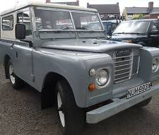 "Land Rover 88"" - 4 CYLINDER series 3 Petrol excellent example 1982"