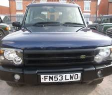 Land Rover Discovery 2.5Td5 ES 7 seater auto 2003 Facelift Model