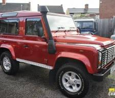 2007 Land Rover 90 Defender 2.4 TDi County Station Wagon 91k