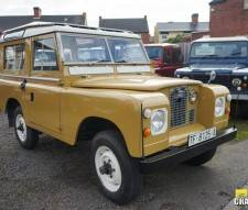 "Land Rover Series 2a 1972 swb 88"" Station Wagon low mileage LHD"