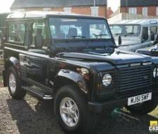 Land Rover 90 Defender 2.5 Td5 County 7 Seater 2001