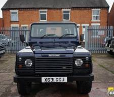 2000 Land Rover 90 Defender 2.5 Td5 County Station Wagon 7 Seater