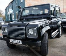 Land Rover 90 Defender 2.5Td5 County XS 6 seater 2002