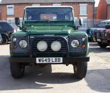 2000 Land Rover Defender 90 TD5 Only 59k Excellent Condition