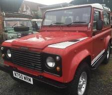 Land Rover 90 DEFENDER 300 TDI 6 seater 1996
