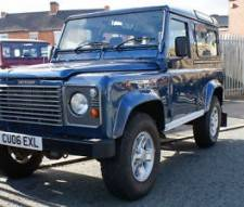Land Rover 90 Defender Td5 County Td5 with 6 seat fitted late clean sample 2006