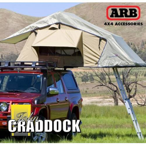 ARB3101 - Arb Simpson Rooftop Tent 3 - Includes Ladder & Cover