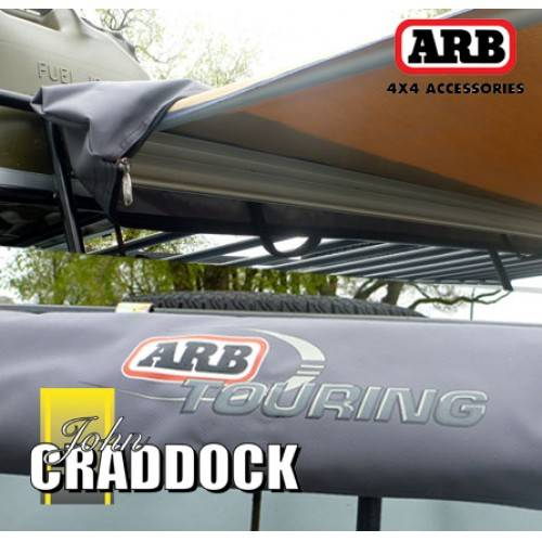 Arb Touring Awning 1.25M x 2.1M - Waterproof & Uv Protection