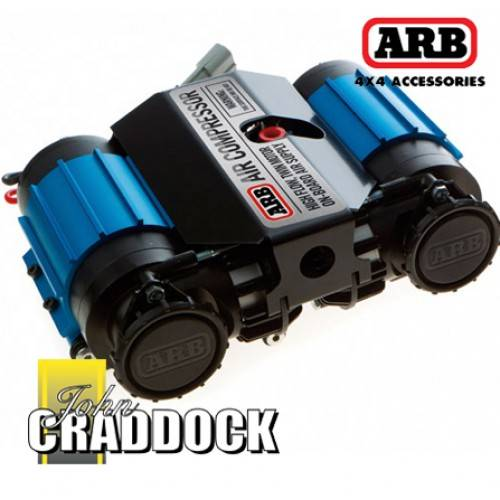 ARB Twin Motor Air Compressor - High Performance