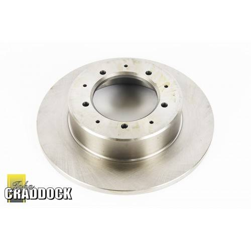 Delphi Brake Disc Rear 90 Range Rover Classic and Discovery 1986 on