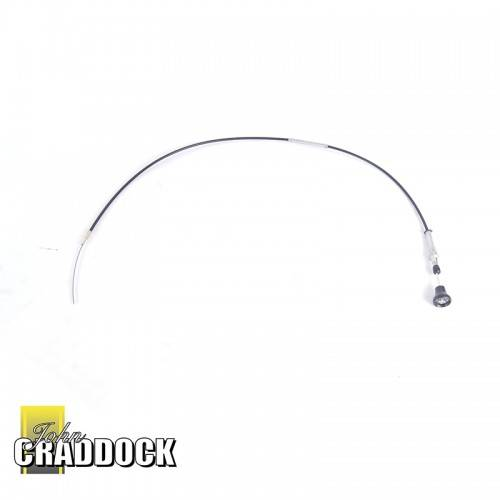Choke Cable 2.25 Series 3 Petrol.