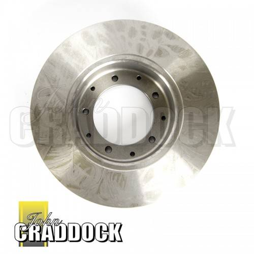 Rear Brake Disc Solid 110/130 from XA159807