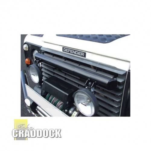 Light Bar Non A/C Defender 90 110 Fits Through Grill