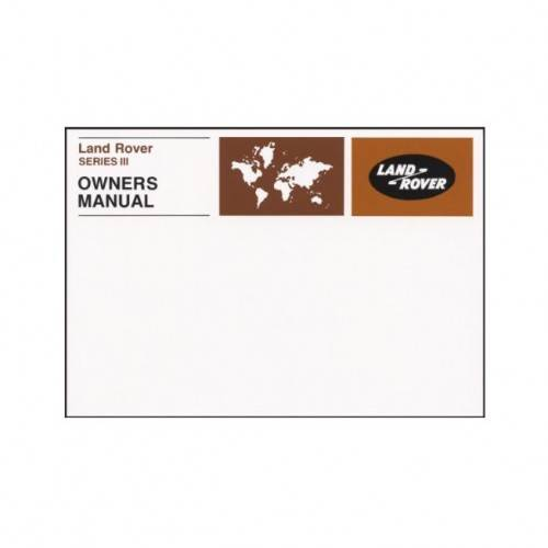 607324 land rover series 3 owners manual upto 1981 rh johncraddockltd co uk land rover freelander owners manual free download land rover freelander owners manual free download