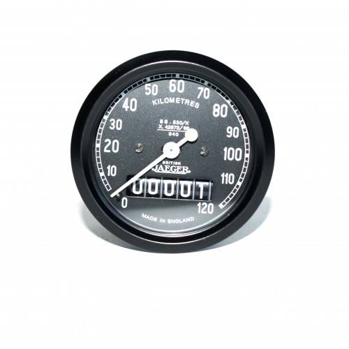 Speedometer Mph 1948-53 New Outright